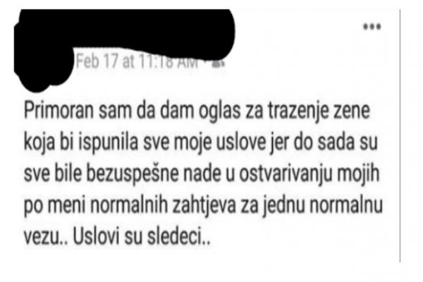 Oglasi za upoznavanje Zenica Bosna i Hercegovina