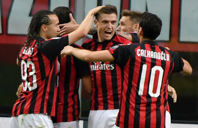 AC Milan vs Udinese Calcio